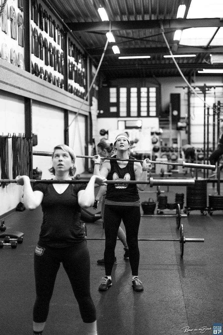 Crossfit Christmas WOD